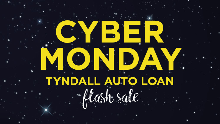 image of Cyber Monday Flash Sale ad