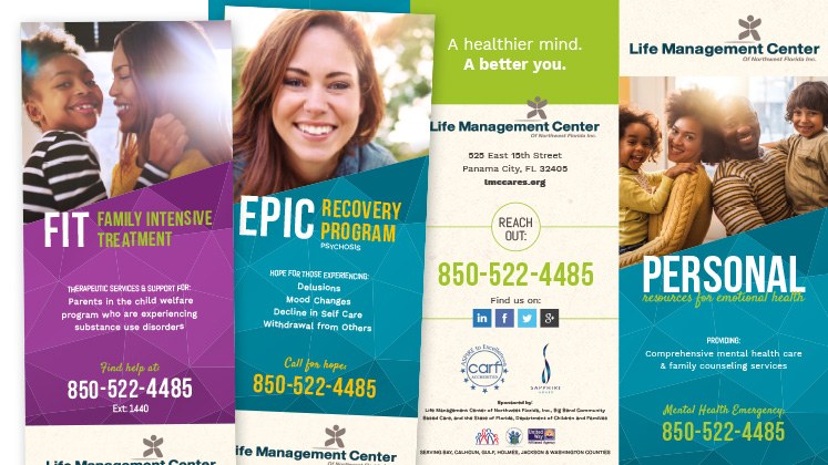 image of Resources for Emotional Health ad banners