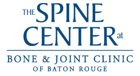 image of the Spine Center Bone and Joint Clinic of Baton Rouge logo